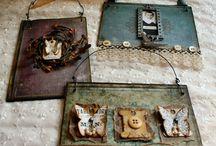Repurposing Old Books / by Liz Geisert Kirk