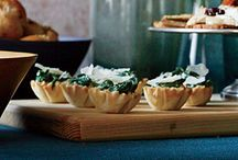 food | apps & entertaining / Appetizer recipes / by Melissa Galvin