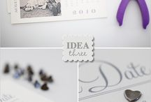 Save the Dates / by Wedding Dreams