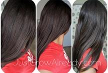 Hair Journey / by Monique Morgan