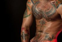 Hot men / by Andy Dodson