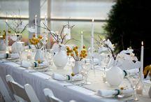 Floral decoration / Interior flowers / by Shelley Hugh-Jones Garden Design