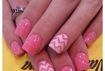 Nails  / by Eileen Maness