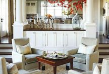 { LIVING ROOMS } / by Margot Webb