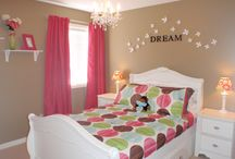 Nora's Big Girl Room / by Crystal Lawburgh