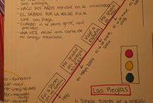 Spanish class / by Stephanie Nipper
