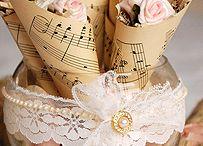 Wedding ideas / by Heather Tucker