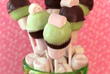 Mmmm, chocolate and mint! / by Becca {Crumbs and Chaos}
