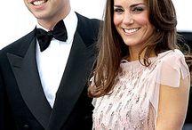 Royality ~ William & Kate~Duke & Duchess of Cambridge / by Darlene Mayle Roberts