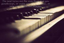 My: music / by Hannah Howard