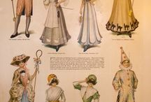 1900-1910 The Edwardian period / by Susie Cumming