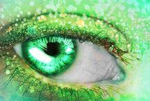 Green goddess / by Brandi Shafer-Blalock