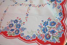 Those 50's Tablecloths / by Teresa Jimenez