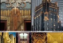 Art Deco  / Design ideas / by Colin Campbell