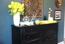 Living Room Colors / by Cheryl Nowak
