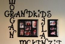 grandkids room ideas / by Sherrill Thurman