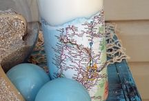 Crafty: Map it! / by Erin Will