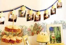 1st birthday party ideas / by Caroline Summa