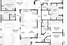 Floor Plans / by Tiffany Carver