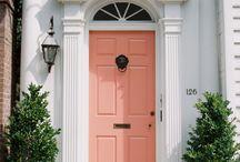 Door knockers and special doors / Doors / by Stephanie Shelnutt
