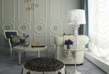 Jonathan Adler / Interior Design / by Stacey Ziegler