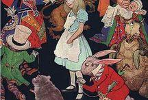 ALICE in Wonderland / by Barbara Jean O'Hara