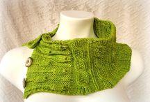 Knitting inspiration / by Joanna Rankin