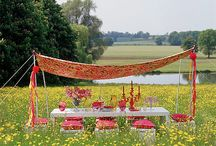 Dreamy Outdoor Spaces / by Inspire Bohemia