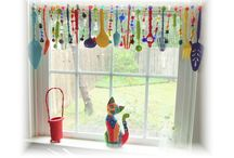 Window Treatments WHIMISCAL / Whimsy / by Danielle Anderson