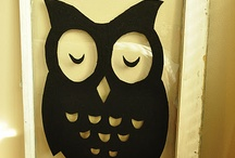 Hoot Hoot this is so cute! / by Brittany Worrell
