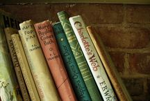 Books & Cozy Reading Spots / by Debby Wood