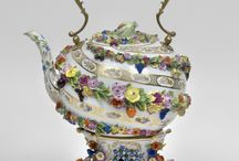 china and ceramics / by Helen Barnes