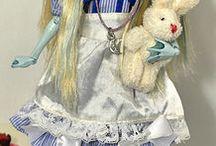 Alice in Wonderland stuff / by Tammy Kane