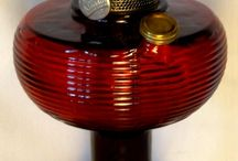 OIL LAMPS / by Donna Lucas