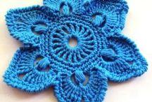 Crochet - motifs / by Kelly Davis