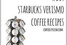 Verismo coffee recipes  / Coffee / by Turning Leaf Crafts /Laura Locke