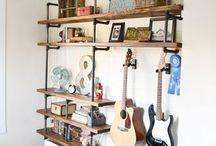Rack it... store it...organize it... / by Jana Ralphs-Maio