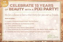 My Pixi Party /   / by ❤ נєѕѕι¢α нσωαя∂ ❤