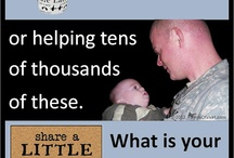 Life with PTSD and TBI. Support our brave soldiers!  / by Kindra O'Malley