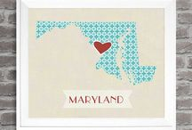 For my Maryland side.  / by Mis Watson