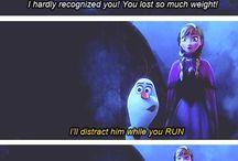 Disney's Frozen / by Arnela Mimic