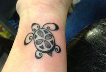 Tattoo's / by Susanne Mackenzie