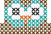 Cross stitch / by Susanne Mackenzie