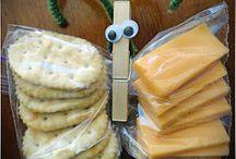 Kid lunch ideas / by Eileen Updyke