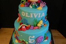 Little Mermaid Birthday Party / by Isabel Pereira