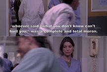 Grey's Anatomy / by Buchholz