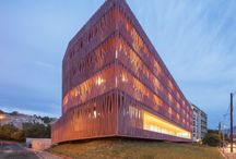 Amazing Architecture / by Twylen Hadley