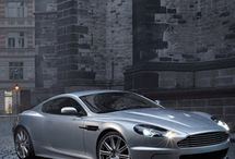 Aston Martin / by Ben Jimenez