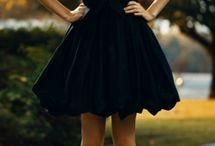 LBD / Every woman needs a little black dress / by Amy Hendrix
