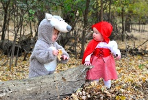 twin halloween costumes / by Janet Germiller